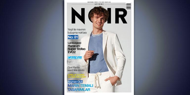 Avenue Noir Mayıs Sayısı Yayında!